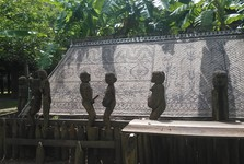Ethnology Museum Hanoi