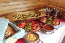 gastronomické dobroty - penzión Javorina