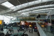 Londýn - letisko Heathrow