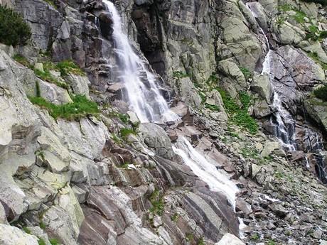 водопад Скок
