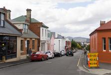 ulice Hobartu
