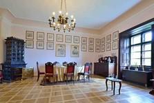 interiéry zámku Blatná