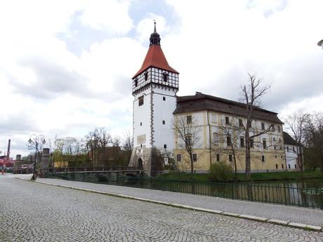 zámek Blatná