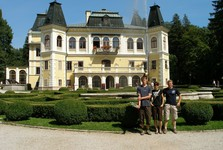 Betliarsky Park  - chateau