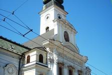řeckokatolický kostel svatého Jana Křtitele