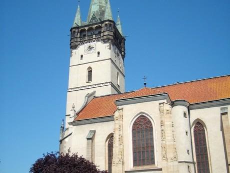 Prešov – konkatedrála sv. Mikuláše