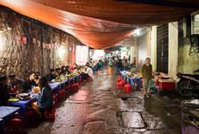 """Vietnamese """"street food"""" is great"""