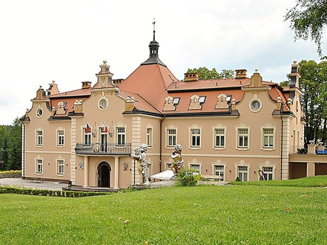 Berchtold chateau