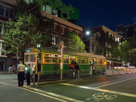 okružní tramvaj