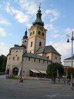 Банска-Быстрица – городской замок