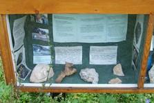 Словацкий Рай (выставка горных пород)