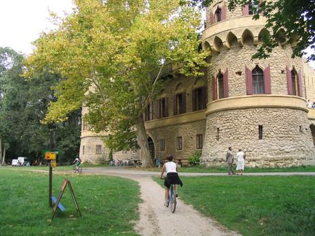 Ледницко-валтицкий комплекс – Янов замок