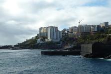 Madeira, západní Funchal