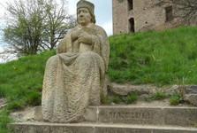 the memorial of Master John Hus