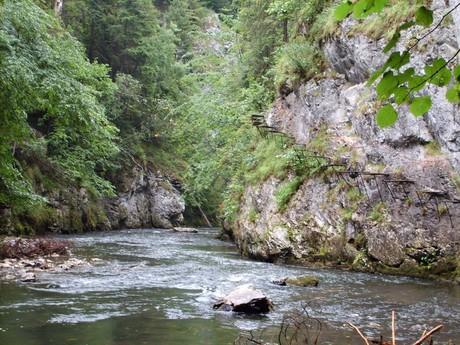 Словацкий Рай – Прорыв Горнада