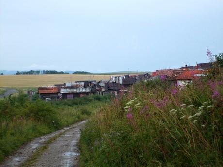 Летановце – бывшее цыганское поселение