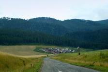 Letanovce - bývalá rómska osada