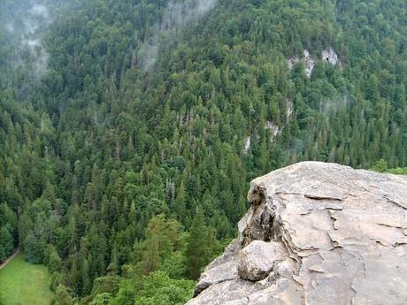 Slovenský raj - Tomášovský výhľad