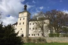 Breznice chateau