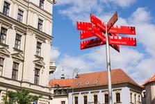 площадь Шилингра (Šilingrovo náměstí)