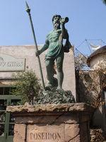socha Poseidona