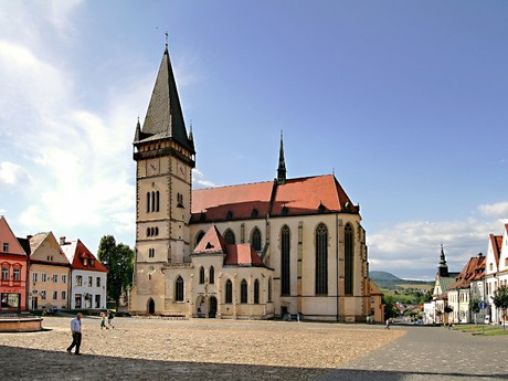 St Egidius basilica minor