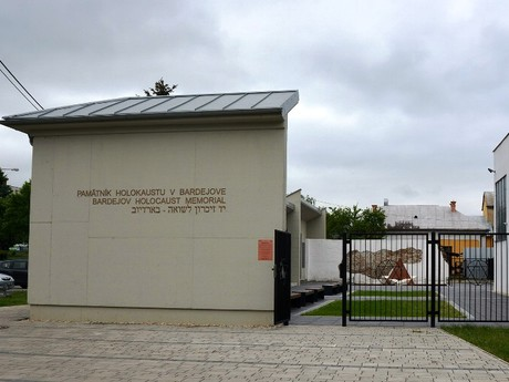 památník holokaustu