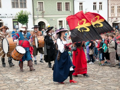 Berdejov celebrations