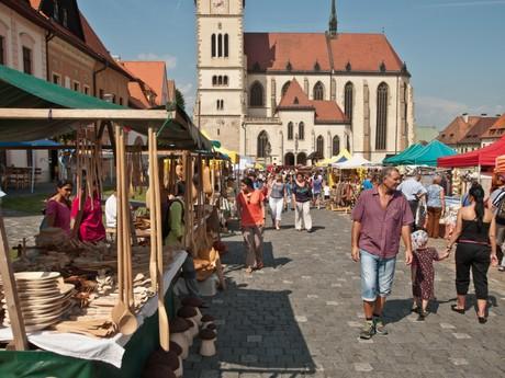 Bardejovsky Jarmark fair