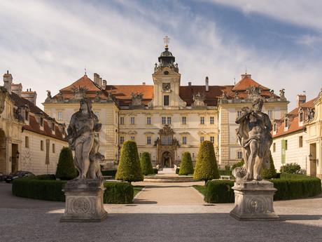 Valtice chateau