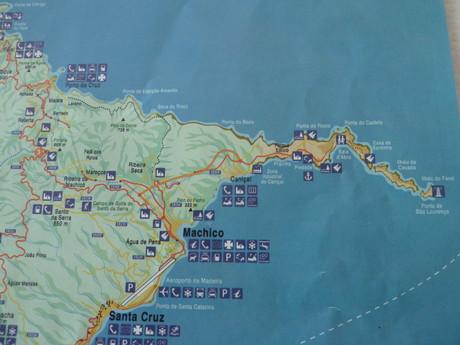 Мадейра — восточная оконечность