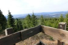 Ауэрсбах — это вторая по высоте вершина в Саксонии