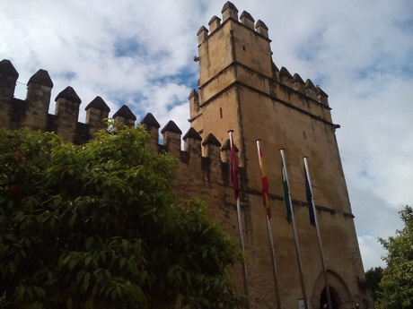 Alcazar, a 14th century chateau