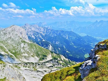 Эннстальские Альпы с Гросер Пиргаса