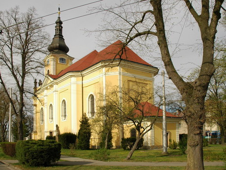 костел Святого Антония Отшельника