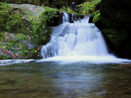 Reovske waterfalls