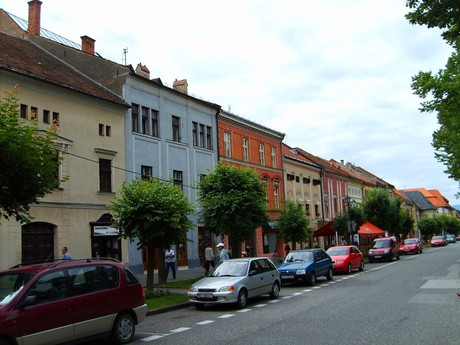 Levoča – historical district