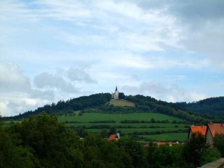 Levoča - Mariánská mountain, Virgin Mary basilica
