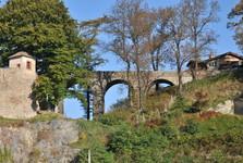 Ledec castle