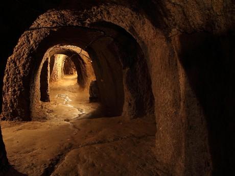 středověké podzemí