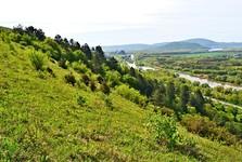 oblasť Sandbersko-pajštúnskeho geoparku na Devínskej Kobyle