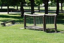 Prezidentská záhrada - ihrisko