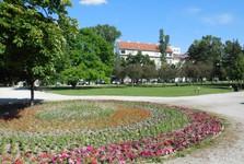 Prezidentská zahrada – hřiště