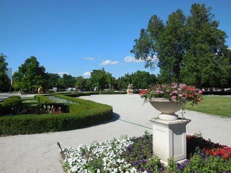 Prezidentská zahrada