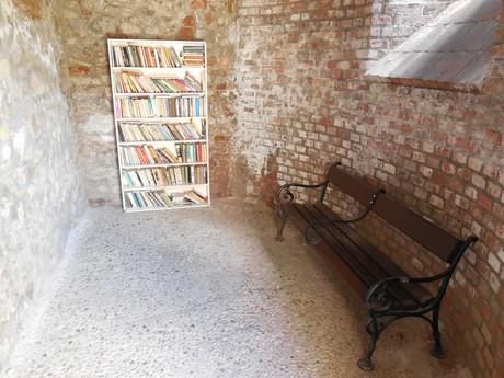 Malá bašta - knižnica