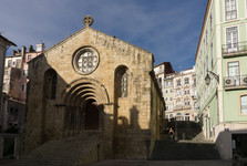 kostel Igreja de São Tiago