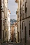 узенькие улочки в центре города