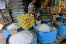 rýže se prodává ve velkém