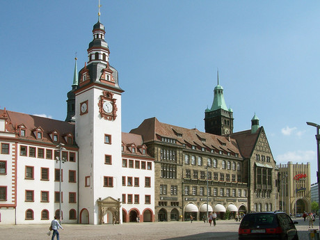 Chemnitz – town hall