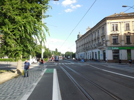 улица Штурова